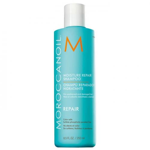 Шампоан възстановяващ за суха и изтощена коса 250 мл Moroccanoil Moisture repair shampoo