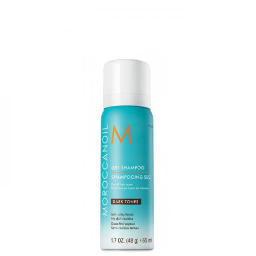 Сух шампоан за тъмни коси Moroccanoil Dry shampoo dark 65 мл