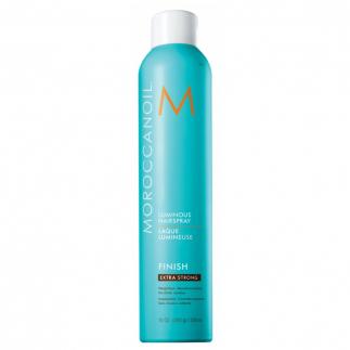 Лак за коса супер силна фиксация 330 мл Moroccanoil Luminous hair extra strong