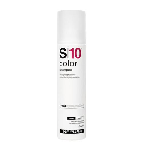 Шампоан за боядисана коса NAPURA S|10 Color 200 мл