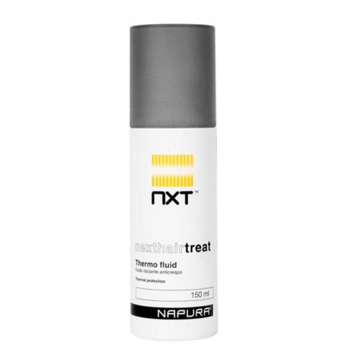 Термозащитен флуид за изправяне на косата NAPURA NXT Thermo 150 мл