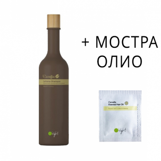 Шампоан с кофеин за стимулиране на растежа 400 мл Oright Recoffee Caffeine