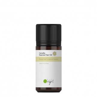 Олио за суха и изтощена коса с масло от камелия 10 мл Oright Camellia Essential Oil