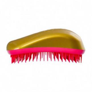 Четка за коса Dessata Злато / Фуксия