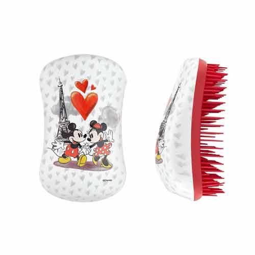 Четка за разресване Dessata Maxi Minnie and Mickey in Paris