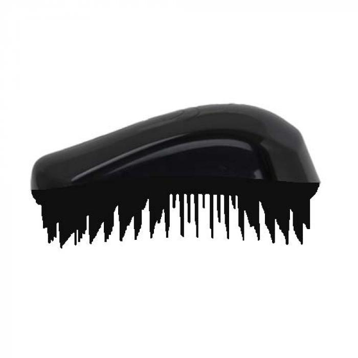 Четка за гъста коса Dessata Maxi Черно / Черно