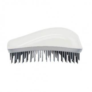 Четка за гъста коса Dessata Maxi Бяло / Сребро
