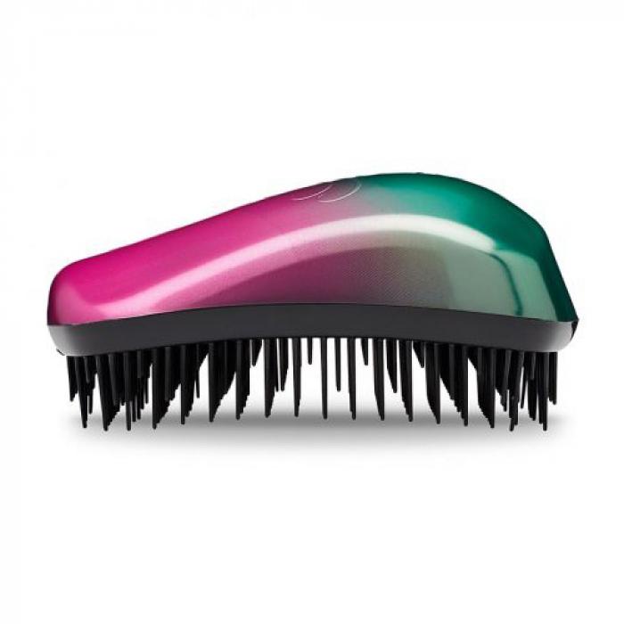 Четка за гъста коса Dessata Bright Maxi Космос / Черно