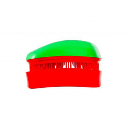 Мини четка за коса Dessata Mini Зелено / Череша