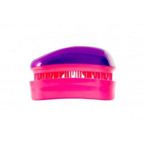 Мини четка за коса Dessata Mini Лилаво / Фуксия