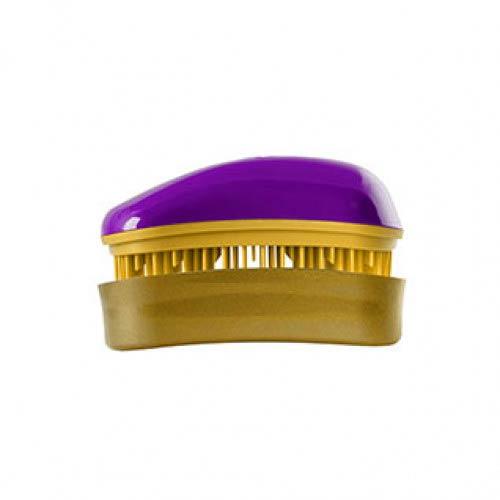 Мини четка за коса Dessata Mini Лилаво / Злато
