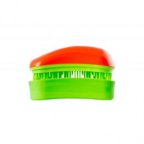 Мини четка за коса Dessata Mini Портокал / Лайм