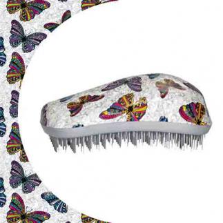 Четка за коса Dessata Prints Butterflies