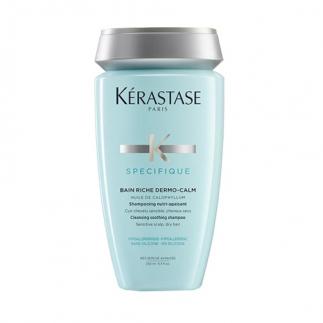 Шампоан за чувствителен скалп и суха коса 250 мл Kеrastase Bain Riche Dermo-Calm