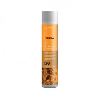 Оцветяващ шампоан за коси в златни тонове Lakme Ultra Gold 300 мл