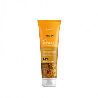 Оцветяваща маска за коси в златни тонове Lakme Ultra Gold 250 мл