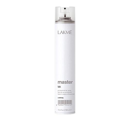 Лак със силна фиксация LAKME Master 500 мл