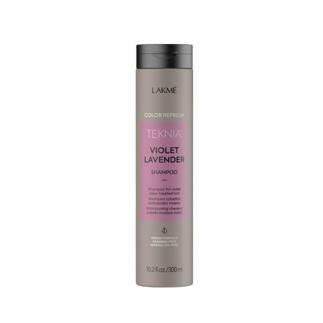 Оцветяващ шампоан за коси в лилави тонове 300 мл Lakme Refresh Violet Levender