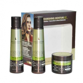 Комплект Macadamia Nourishing Moisture Travel Kit