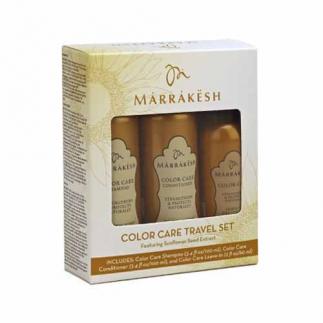 Комплект за път за боядисана коса Marrakesh Color Care Travel Set
