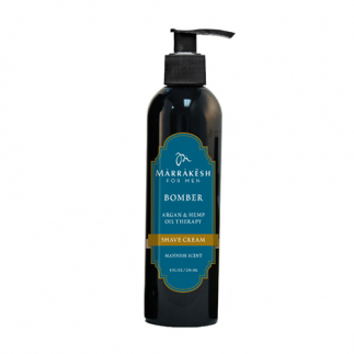 Хидратиращ крем за бръснене Marrakesh Men`s Bomber Shave Cream 237 мл
