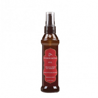 Еликсир с конопено и арганово масло Marrakesh Oil Hair Styling Elixir Original 60 мл