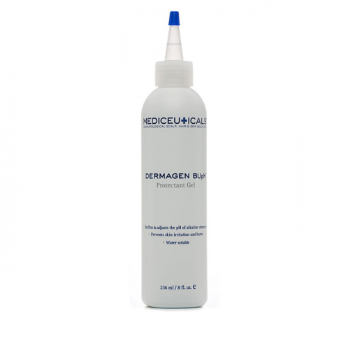 Защитен гел за скалп при боядисване Mediceuticals Dermagen BUpH 236 мл