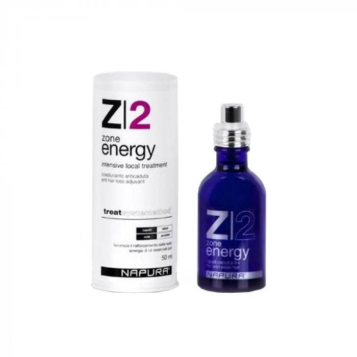 Концентрат против косопад NAPURA Z|2 Energy Zone 50 мл