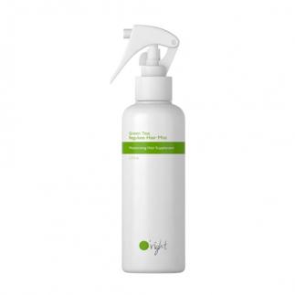 Термозащитен спрей със зелен чай Oright Regulate Hair Mist 180 мл
