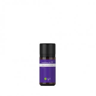 Олио за боядисана и изтощена коса Oright Purple Rose 10 мл
