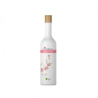 Шампоан за обем и чувствителен скалп с цвят от праскова 400 мл Oright Peach Blossom