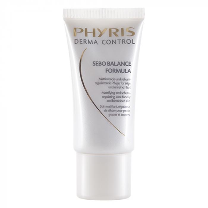 Балансиращ крем за мазна кожа 50 мл PHYRIS Derma Control Sebo Balance Formula