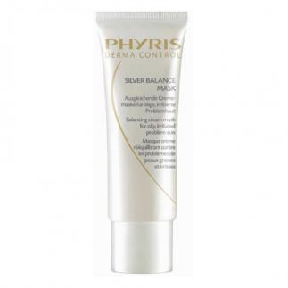 Балансираща маска за мазна кожа PHYRIS Derma Control Silver Balance Mask 75 мл