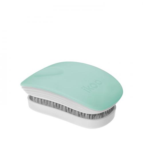 Компактна четка с капаче IKOO Ocean Breeze Pocket (бяла основа)