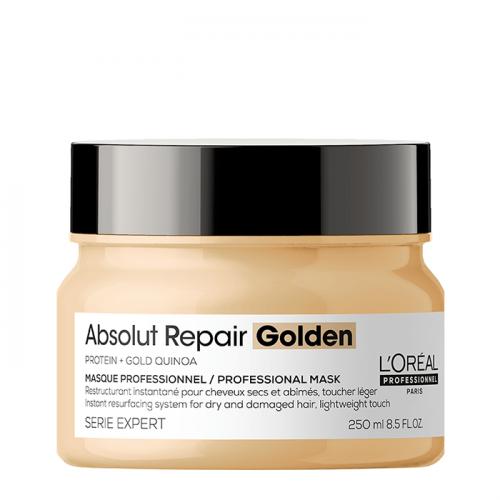 Златна маска за интензивно възстановяване 250 мл Loreal Professionnel Absolut Repair