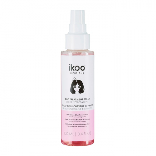 Двуфазен спрей за боядисана коса 100 мл IKOO Duo Treatment Spray Color Protect and Repair