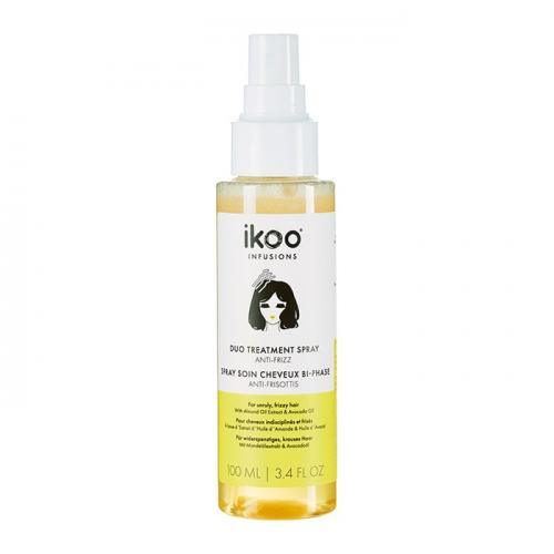 Двуфазен спрей за изглаждане 100 мл IKOO Duo Treatment Spray Anti Frizz