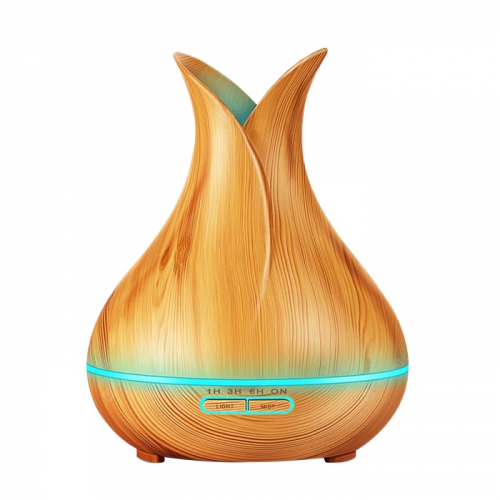 Ултразвуков дифузер за ароматерапия Makeda BotanicsTULIP light 400 мл