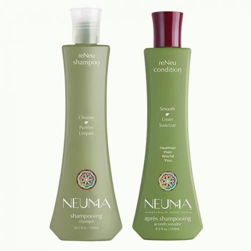 Комплект шампоан и балсам за всеки тип коса NEUMA ReNeu
