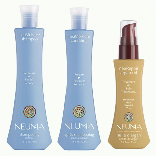 Трио за хидратация и възстановяване NEUMA