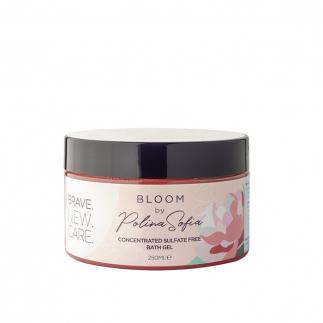 Концентриран безсулфатен душ гел 250 мл Brave.New.Hair.Bloom By PolinaSofia