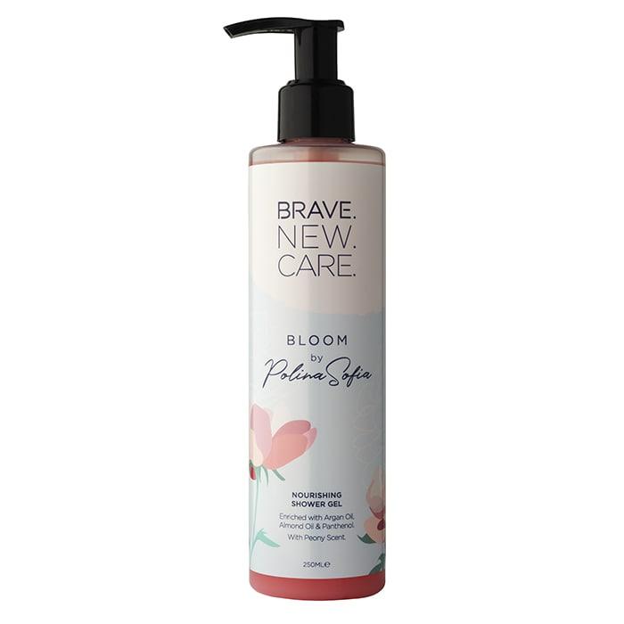 Омекотяващ и подхранващ душ гел 250мл Brave.New.Hair.Bloom By PolinaSofia
