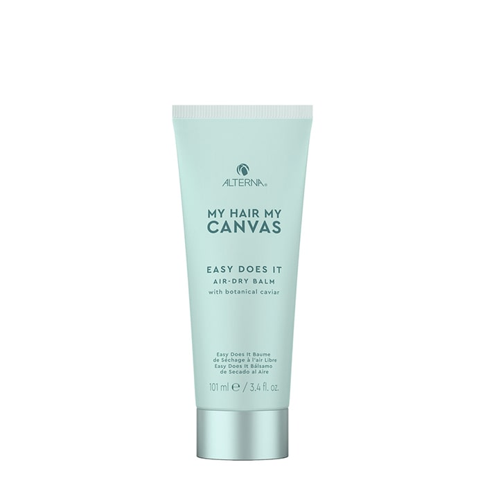 Веган оформящ крем за естествени прически 101 мл Alterna Canvas Easy Does It Air Dry Balm
