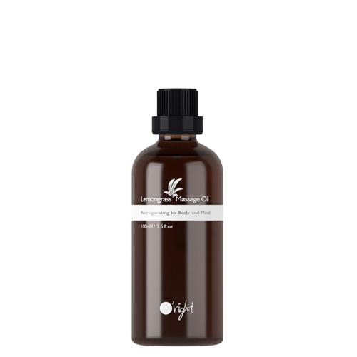 Масажно олио за тяло с лимонова трева 100 мл Oright Lemongrass Massage Oil