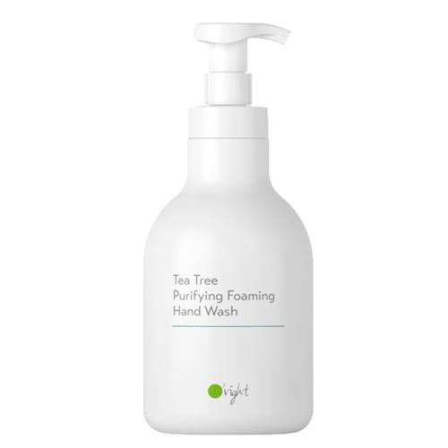 Натурален сапун-пяна за ръце с чаено дърво 650 мл Oright Tea Tree Purifying Foaming Hand Wash