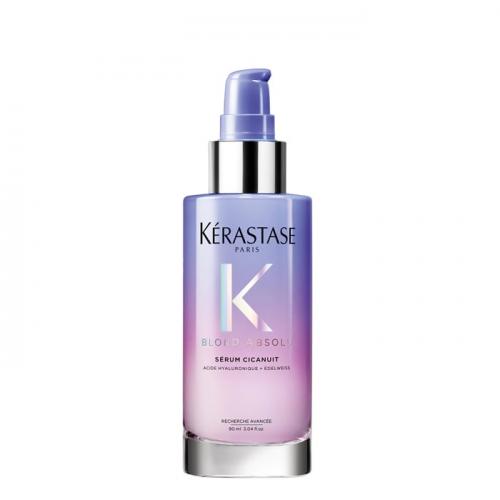 Възстановяващ нощен серум за руса коса 90 мл Kerastase Blond Absolu Cicanuit