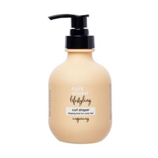 Оформящ флуид за къдрава коса със средна фиксация 200 мл Milkshake Lifestyling Curl Shaper