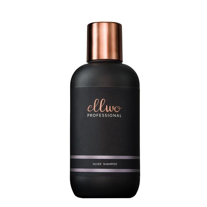 Шампоан за тониране на руса коса Ellwo Silver Shampoo 100 мл