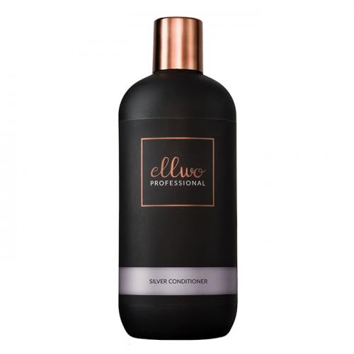 Балсам за тониране на руса коса Ellwo Silver Conditioner 350 мл