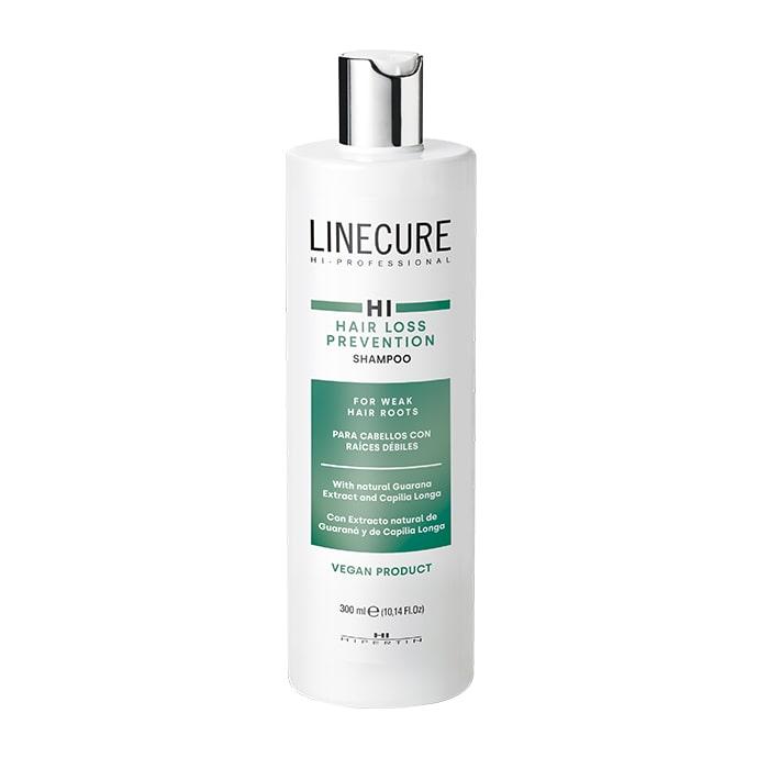 Шампоан против косопад с гуарана300 мл LinecureHair Loss Prevention Shampoo